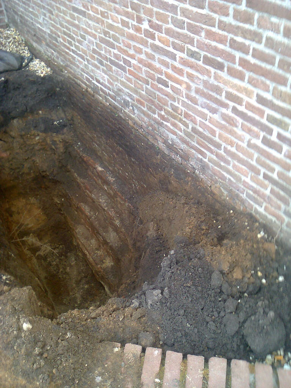 fundament dorpskerk